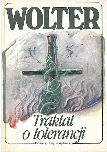 Okładka książki Traktat o tolerancji napisany z powodu śmierci Jana Calasa