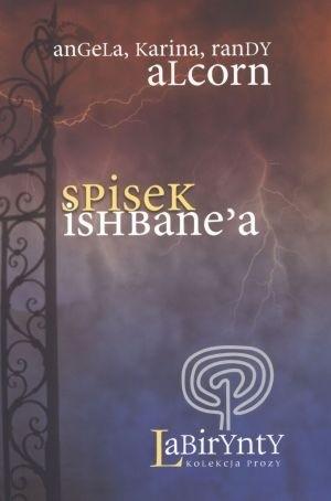Okładka książki Spisek Ishbane'a