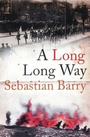 Okładka książki A long long way
