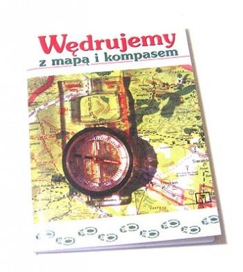 Okładka książki Wędrujemy z mapą i kompasem
