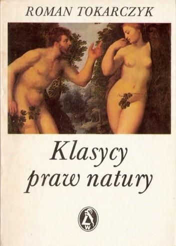 Okładka książki Klasycy praw natury