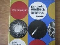 Okładka książki Poczet wielkich astronomów