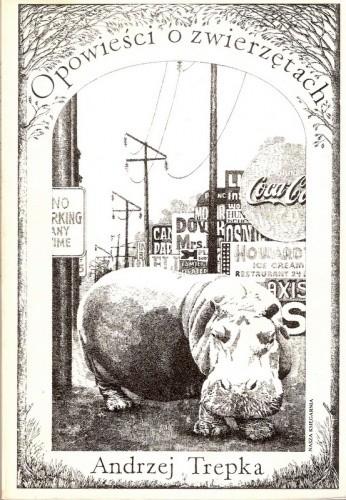 Okładka książki Opowieści o zwierzętach