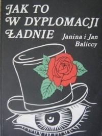 Okładka książki Jak to w dyplomacji ładnie