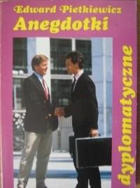Okładka książki Anegdotki dyplomatyczne