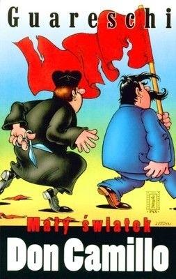 Okładka książki Mały światek Don Camillo