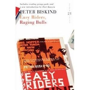 Okładka książki Easy Riders, Raging Bulls