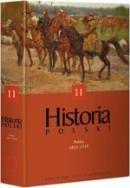 Okładka książki Historia Polski. (III) lata 1831-1939