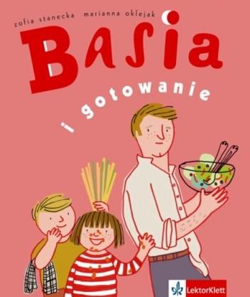 Okładka książki Basia i gotowanie