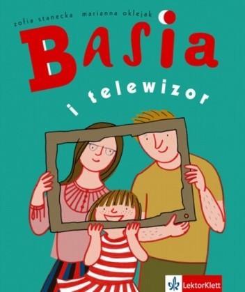 Okładka książki Basia i telewizor