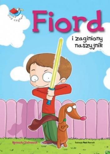 Okładka książki Fiord i zaginiony naszyjnik
