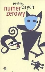 Okładka książki Numer zerowy
