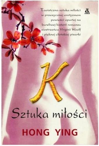 Okładka książki K. Sztuka miłości