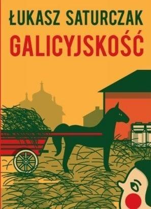 Okładka książki Galicyjskość