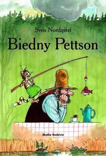 Okładka książki Biedny Pettson
