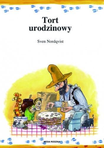 Okładka książki Tort urodzinowy