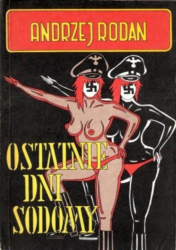 Okładka książki Ostatnie dni Sodomy