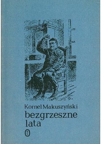 Okładka książki Bezgrzeszne lata