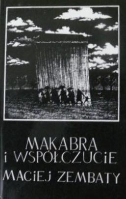 Okładka książki Makabra i współczucie