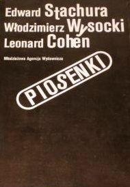 Okładka książki Piosenki