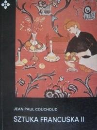 Okładka książki Sztuka francuska II