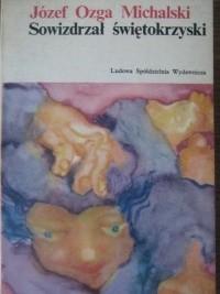 Okładka książki Sowizdrzał świętokrzyski