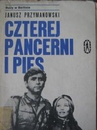 Okładka książki Czterej pancerni i pies. Rudy w Berlinie