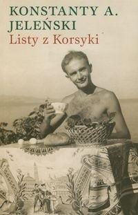 Okładka książki Listy z Korsyki