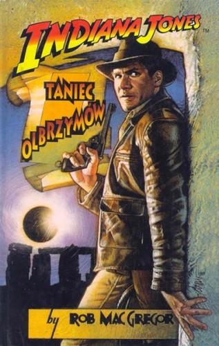 Okładka książki Indiana Jones i Taniec Olbrzymów