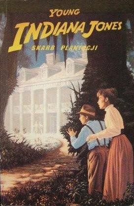 Okładka książki Młody Indiana Jones i Skarb Plantacji