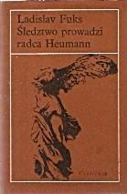 Okładka książki Śledztwo prowadzi radca Heumann