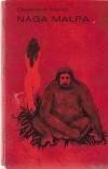Okładka książki Naga Małpa