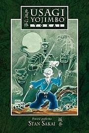 Okładka książki Usagi Yojimbo: Yokai