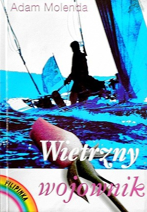 Okładka książki Wietrzny wojownik