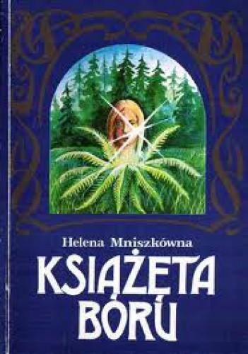 Okładka książki Książęta boru