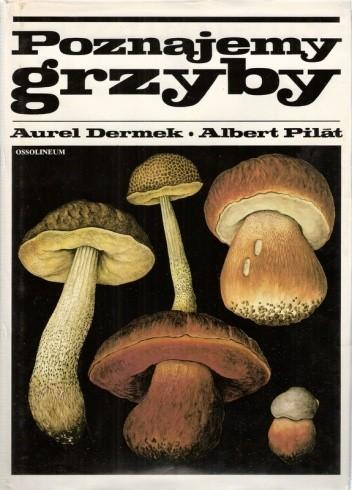 Okładka książki Poznajemy grzyby