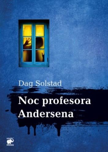 Okładka książki Noc profesora Andersena