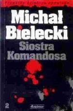Okładka książki Siostra Komandosa