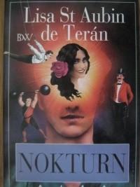 Okładka książki Nokturn