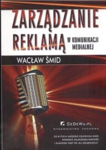 Okładka książki zarządzanie reklamą w komunikacji medialnej