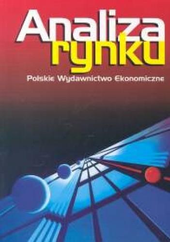 Okładka książki Analiza rynku