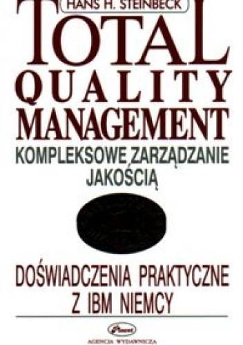 Okładka książki Total quality management 1