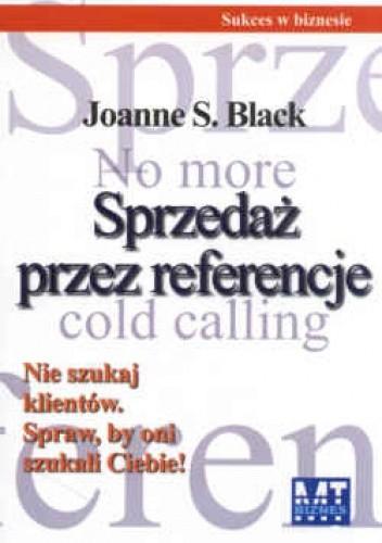 Okładka książki Sprzedaż przez referencje