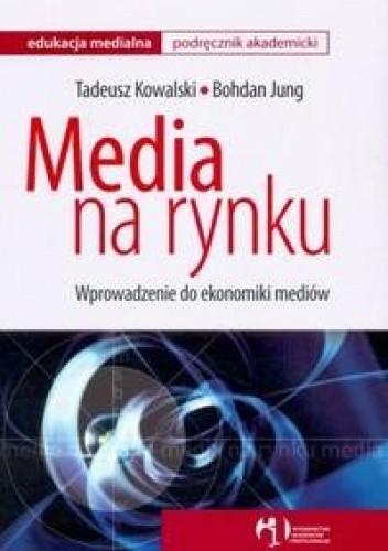 Okładka książki Media na rynku