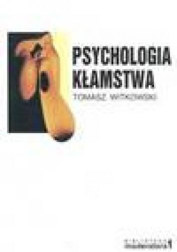 Okładka książki Psychologia kłamstwa