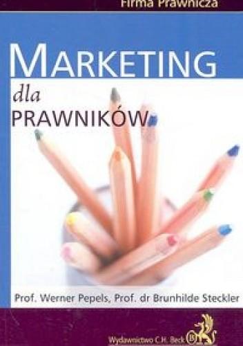 Okładka książki Marketing dla prawników