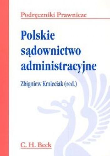 Okładka książki Polskie sądownictwo administracyjne