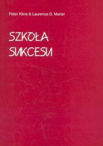 Okładka książki Szkoła sukcesu