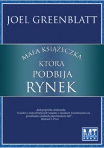 Okładka książki Mała książeczka, która podbija rynek