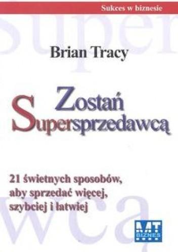 Okładka książki zostań Supersprzedawcą